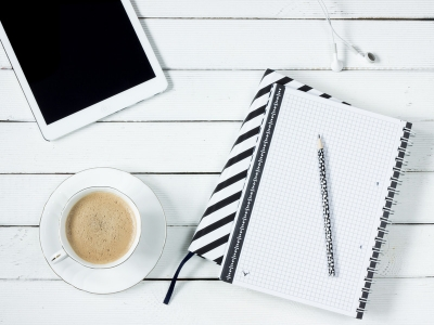 Canva - White Tablet Computer Beside White Notebook (2)